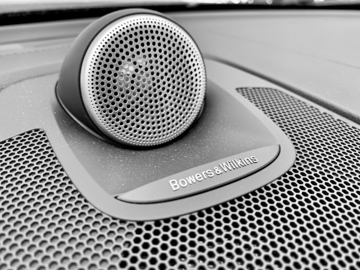 Definitely go with the Bowers & Wilkins Premium sound upgrade.