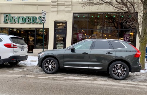 2019 Volvo XC60 Review - 6