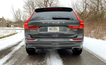 2019 Volvo XC60 Review - 9