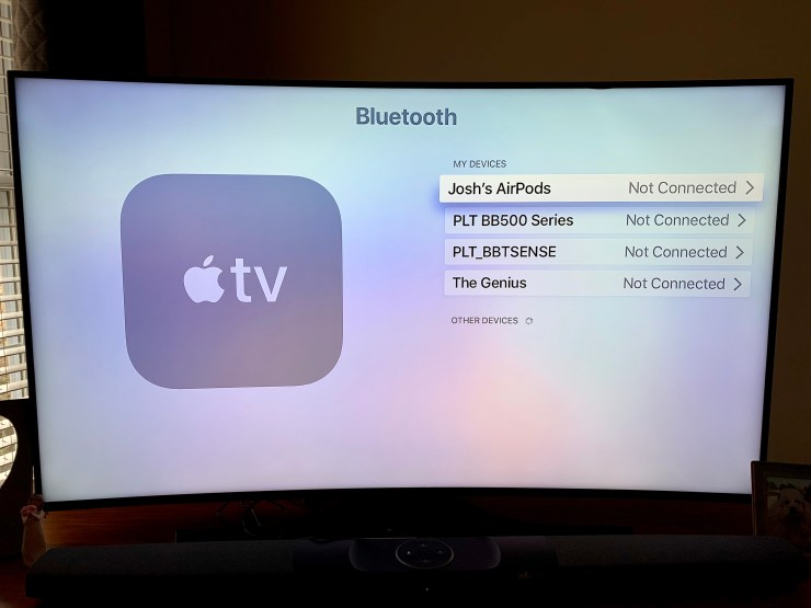 Connect to Your Apple TV