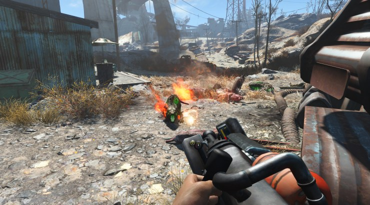 Fallout 4 1 10 130 Update: What's New