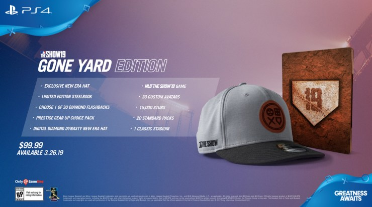 The Gone Yard edition at GameStop includes a nice mix of digital and physical extras.