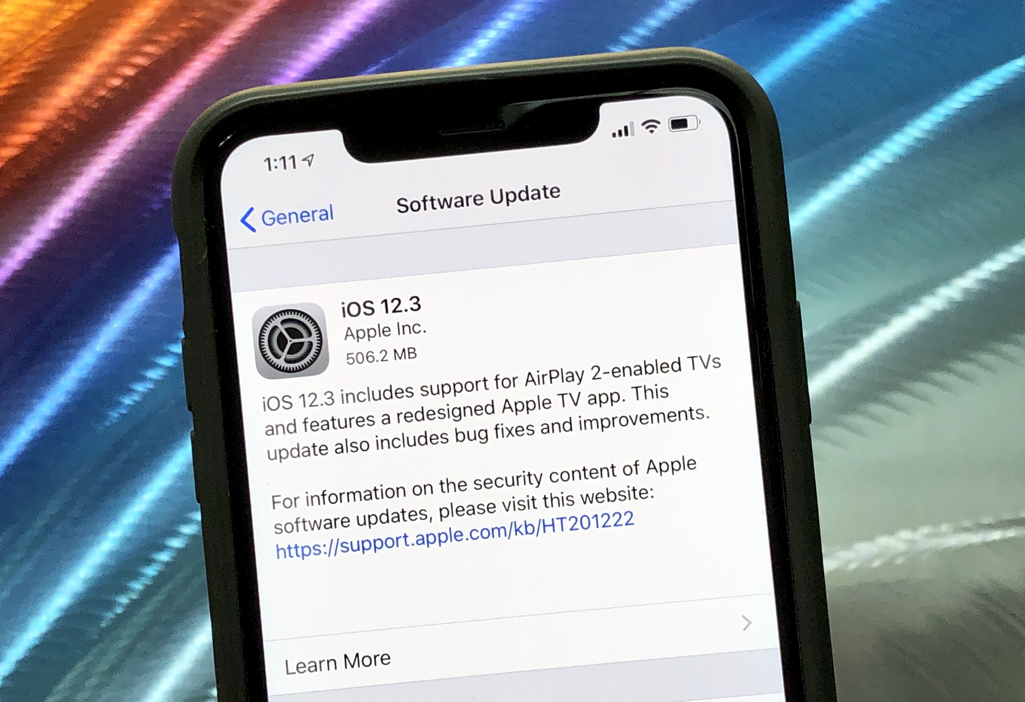 5 Things to Know About the iOS 12 3 Update