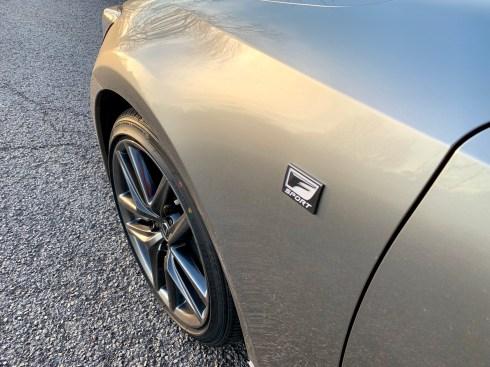 2019 Lexus IS 350 F Sport Review - 13