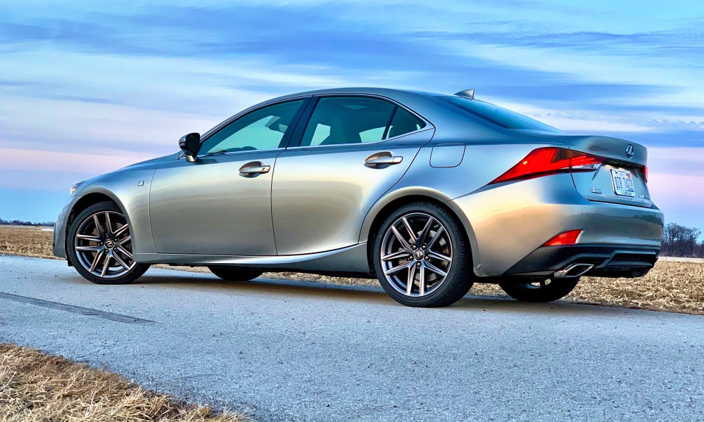 2019 lexus is 350 f sport review  u2013 gotta be mobile