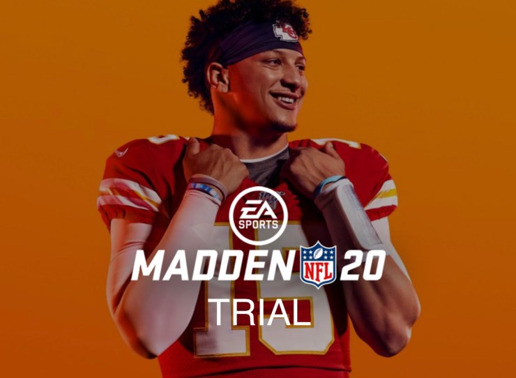 Try new EA games before you buy.