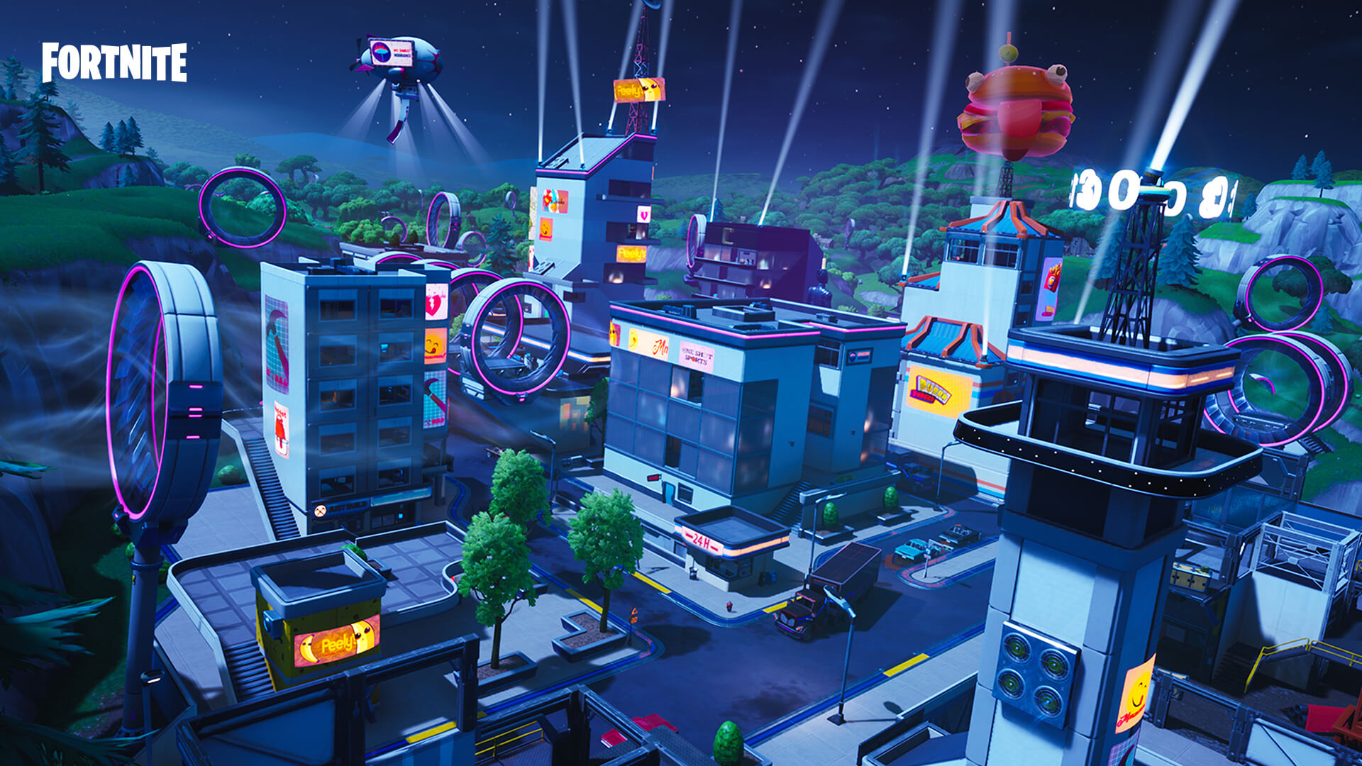 Fortnite season 9 kicks off with Slipstreams, new locations and more