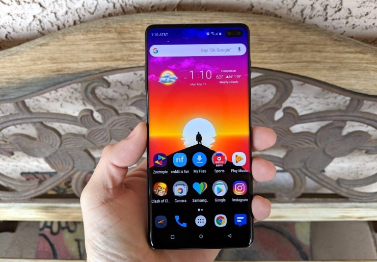 Samsung Galaxy Android 10 Update Info (2019)