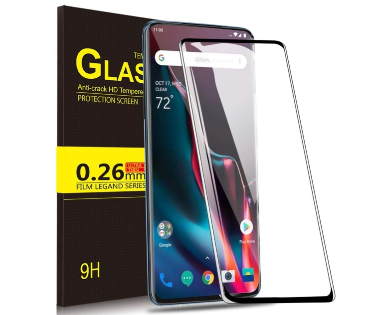 IVSO Tempered Glass Full-Shield