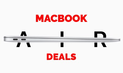 Save with MacBook Air deals at Amazon.