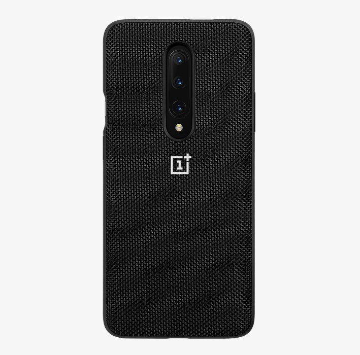 Official OnePlus Karbon/Nylon Bumper Case ($35)