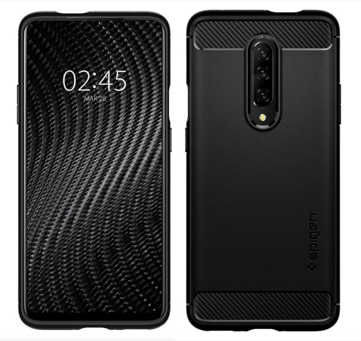 Spigen Rugged Armor for the OnePlus 7 Pro