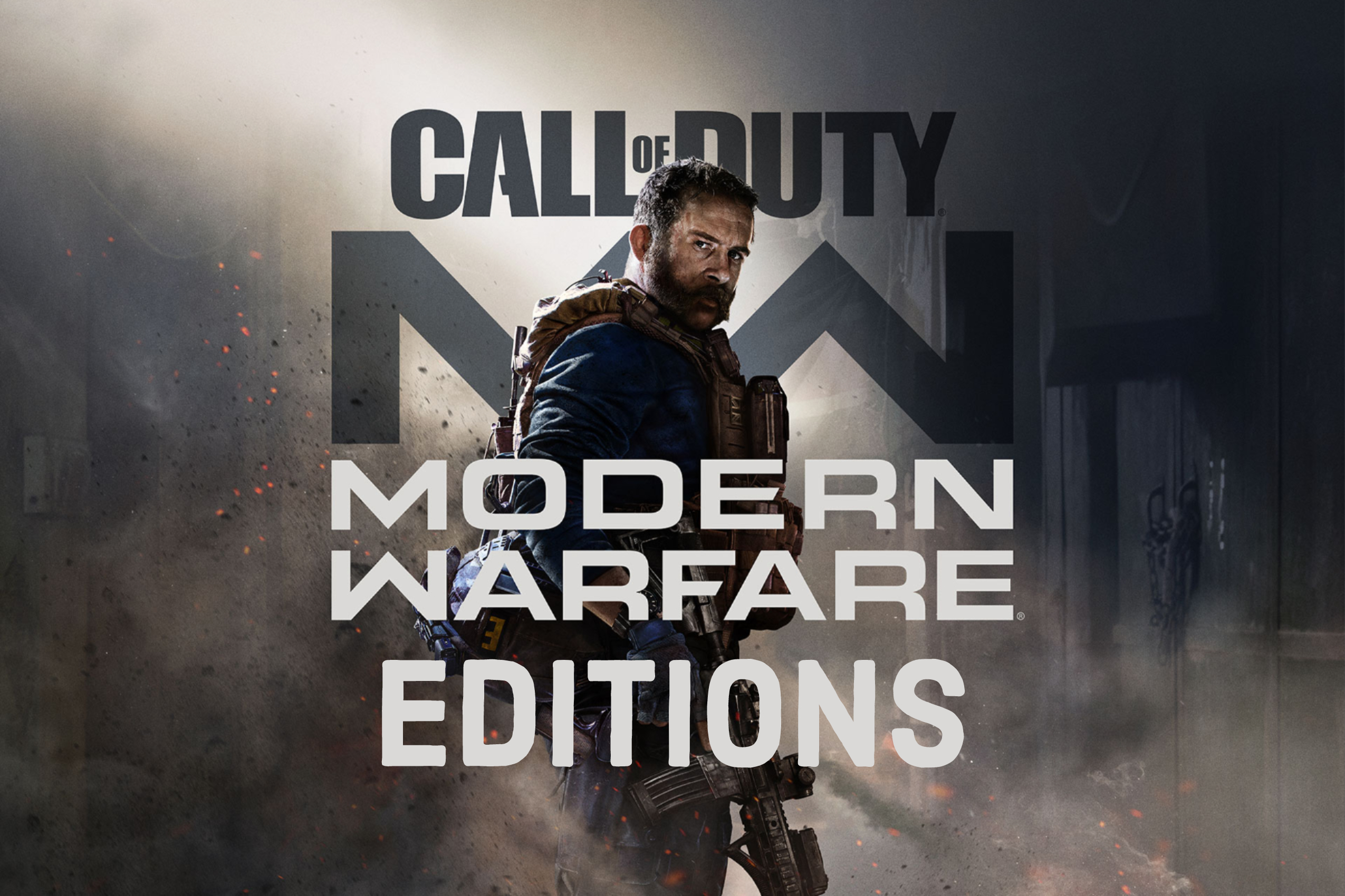 Which Call of Duty: Modern Warfare Edition to Buy?