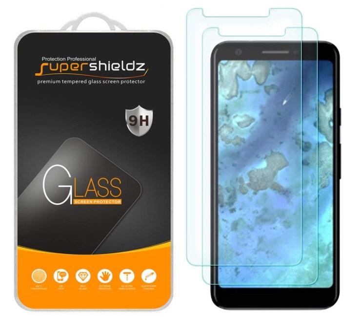 SuperShieldz Tempered Glass 2-Pack