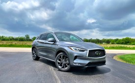 2019 Infiniti QX50 Review - 17