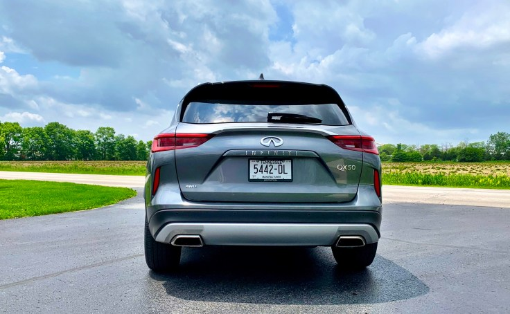 2019 Infiniti QX50 Review - 18
