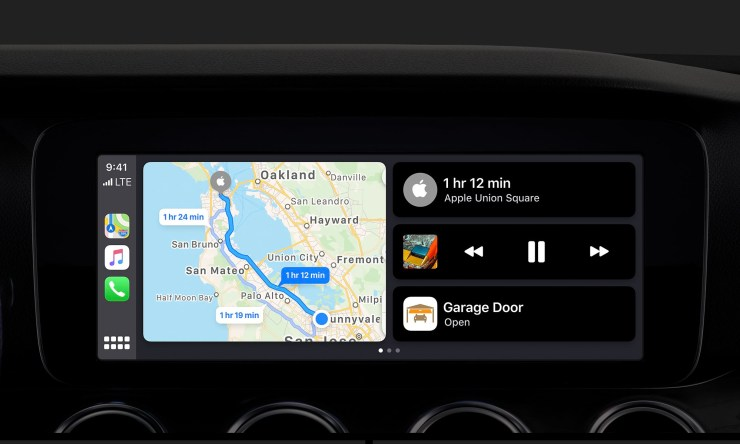 CarPlay Upgrades for iOS 13