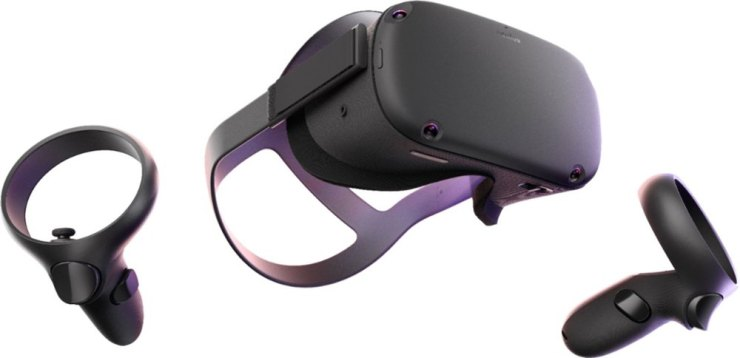 Where you can buy the Oculus Quest.