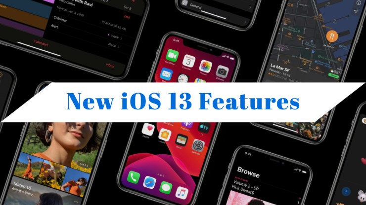 Whats New On Calendar >> Ios 13 Vs Ios 12 21 Exciting New Ios 13 Features