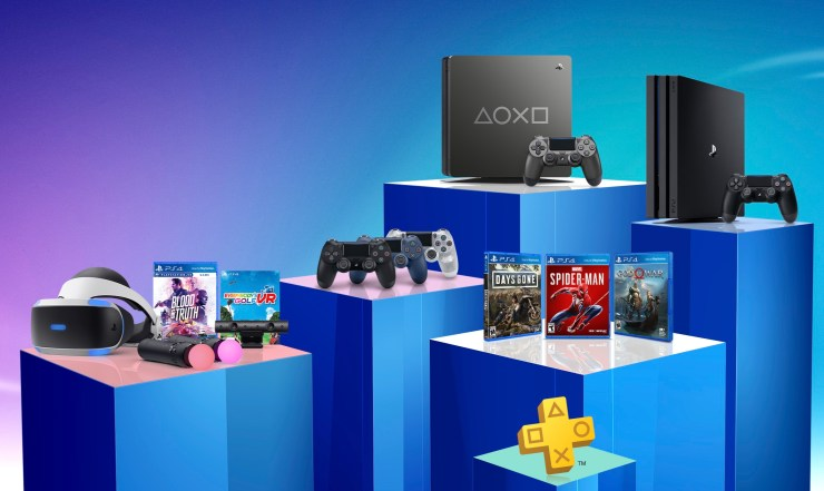 Save with major PS4 and PS4 Pro deals during Days of Play 2019.