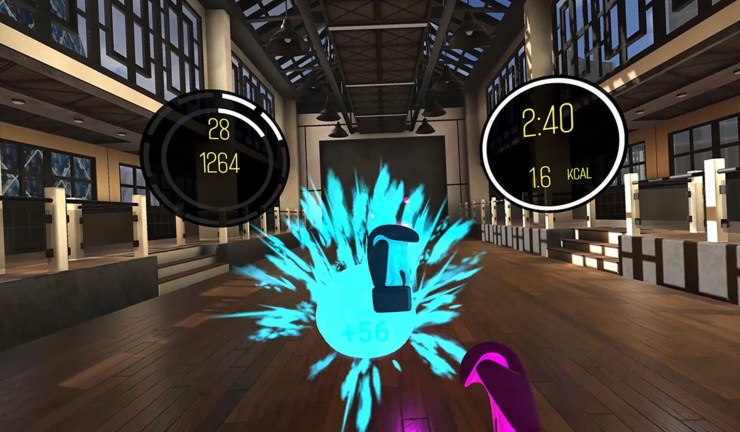 Get in Shape with VR