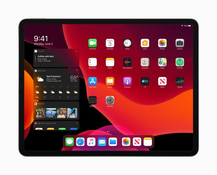 Install iPadOS 13 Beta to Try Dark Mode