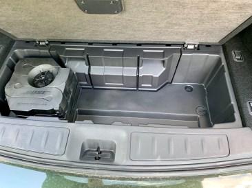 2019 Nissan Pathfinder Review - Interior - 12