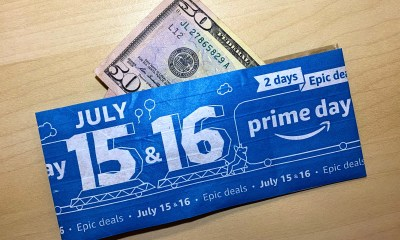 Get up to $50 off with these Prime Day promotions.