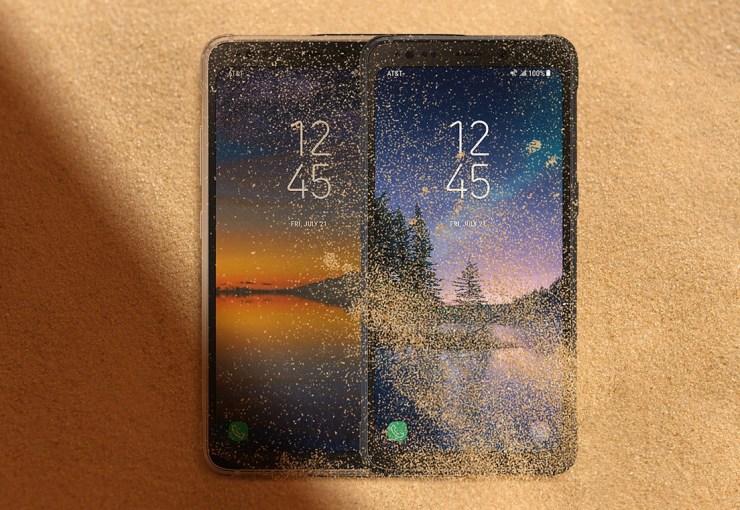Galaxy S7 Active & Galaxy S6 Active