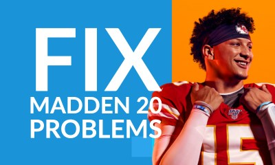 How to fix Madden 20 problems on PS4, Xbox One and PC.