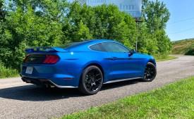 2019 Mustang EcoBoost Premium Review - 16