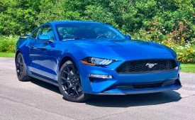 2019 Mustang EcoBoost Premium Review - 17