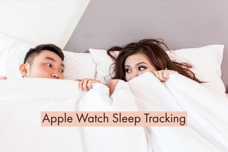 Wait to See How Sleep Tracking Works
