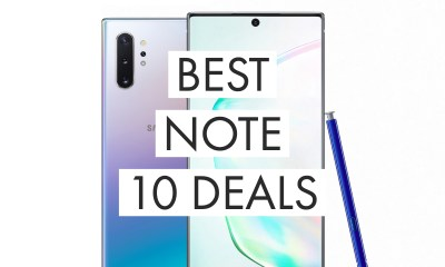 Save big with the best Galaxy Note 10 deals.