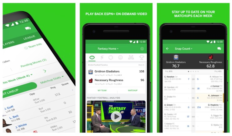 Best Fantasy Football Apps for 2019: Dominate Your League