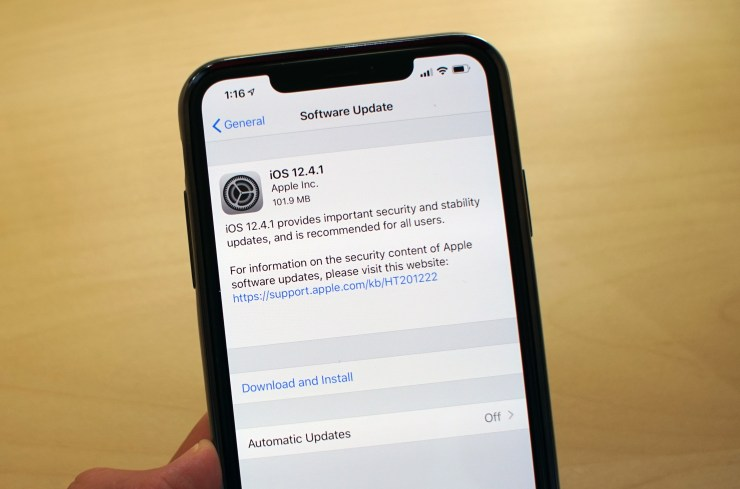 iPhone X iOS 12.4.1 Problems & Fixes