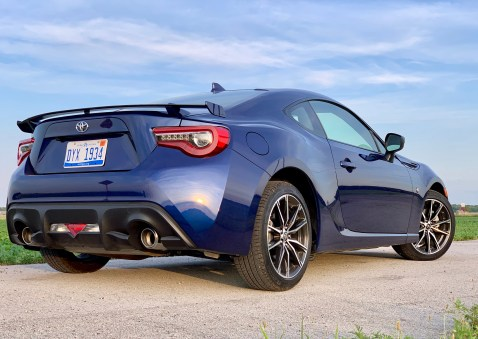 2019 Toyota 86 Review - 13
