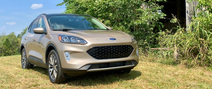 2020 Ford Escape Review - 16