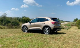 2020 Ford Escape Review - 21