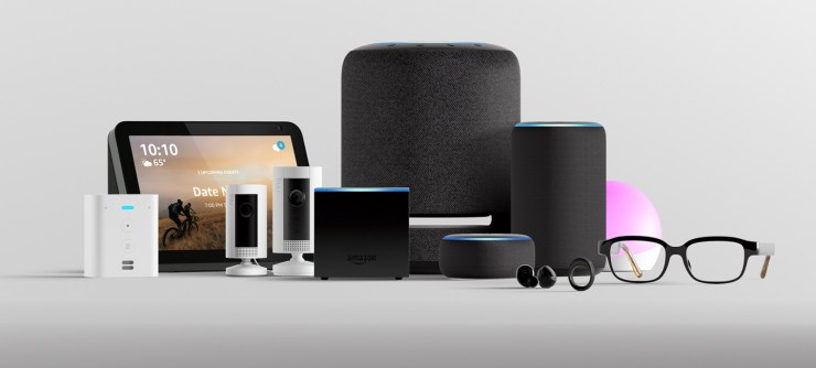 Everything Amazon announced today.