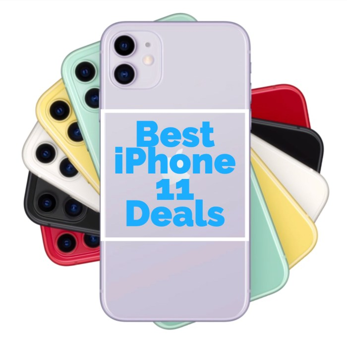 Save with the best iPhone 11 deals during pre-orders.