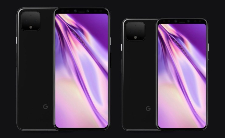 iPhone 11 Pro vs Google Pixel 4: Display