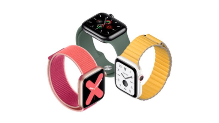 Where you can buy the Apple Watch 5 today, and in the coming weeks.