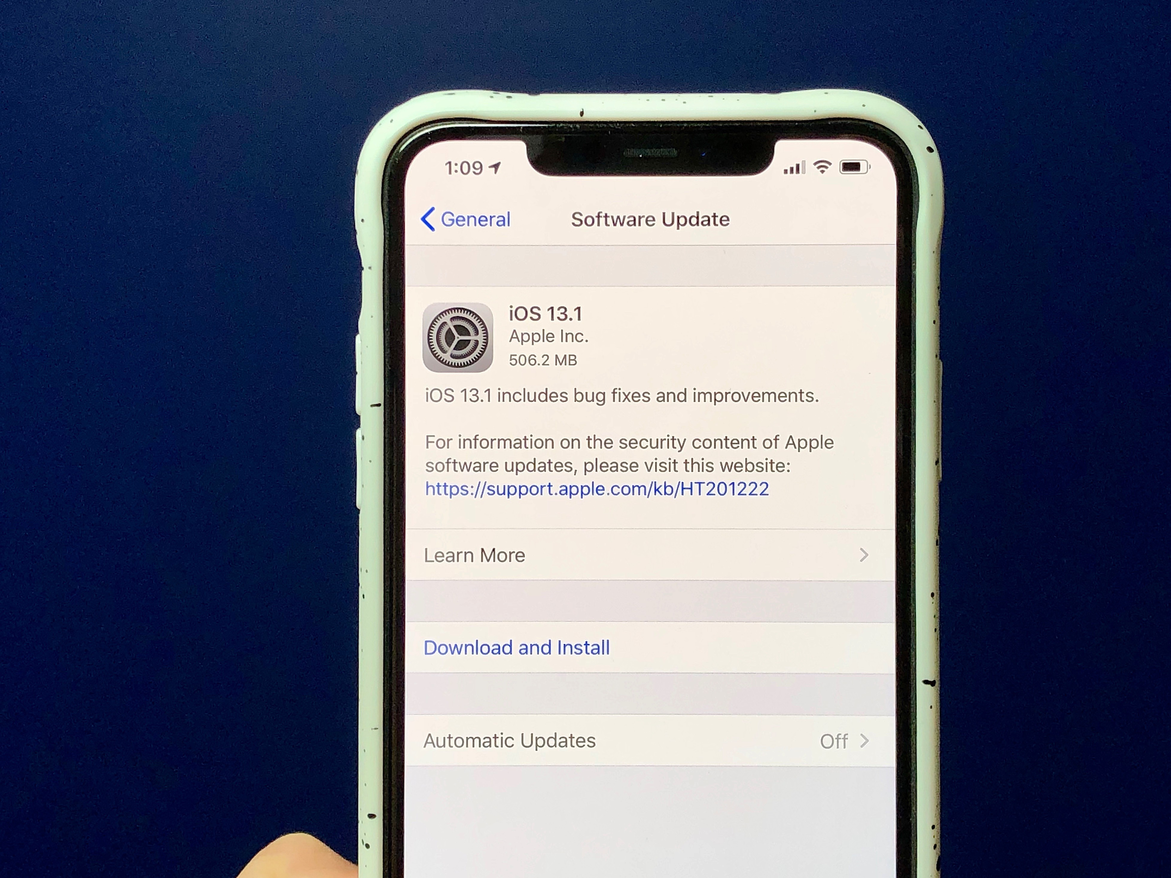 5 Things to Know About the iOS 13.1 Update