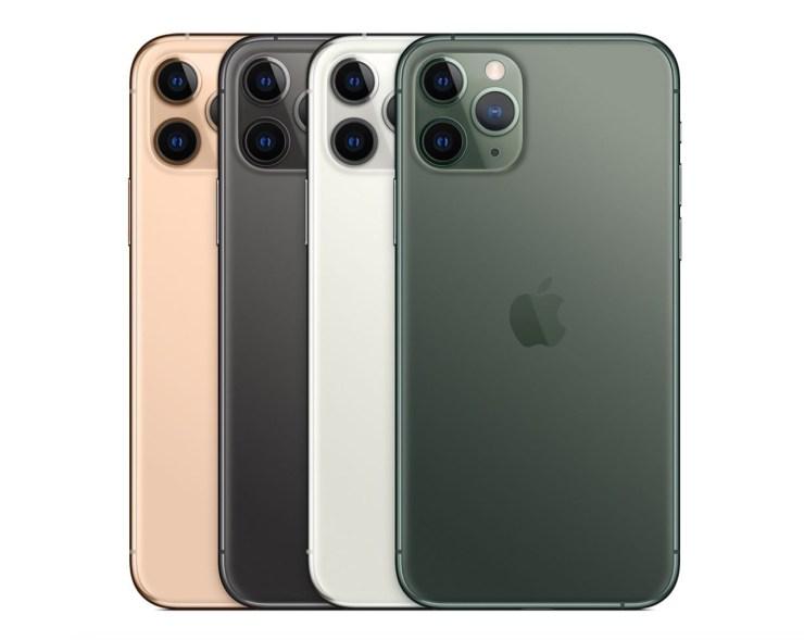 iPhone 11 Pro vs Galaxy Note 10: Design
