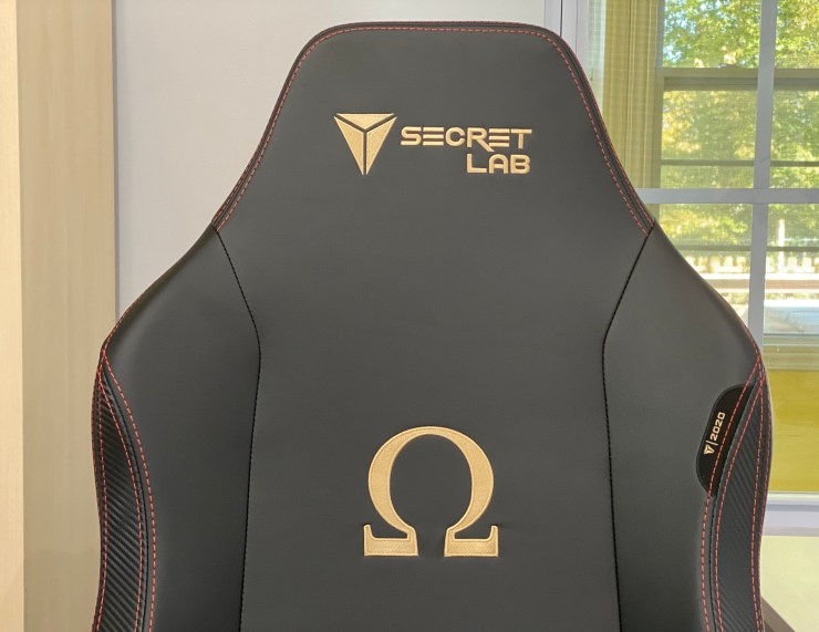 The Secretlab Omega is a comfortable gaming chair.