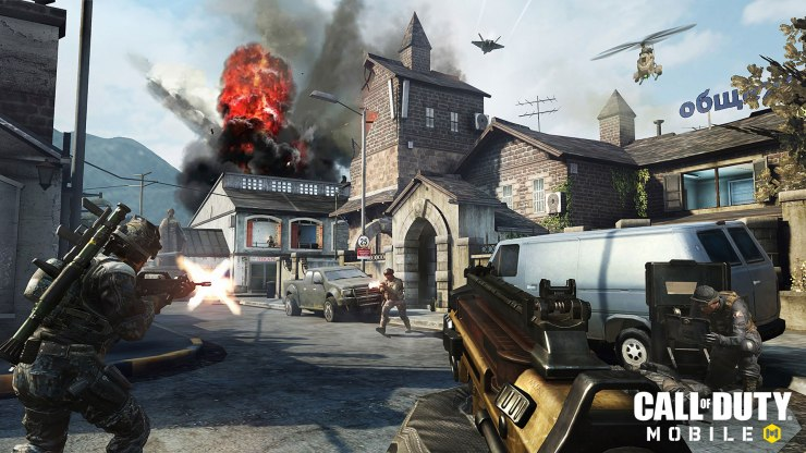 Is Call of Duty: Mobile safe for kids?