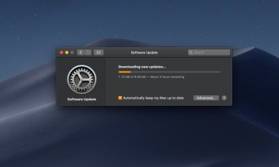 How long does macOS Catalina take to download?