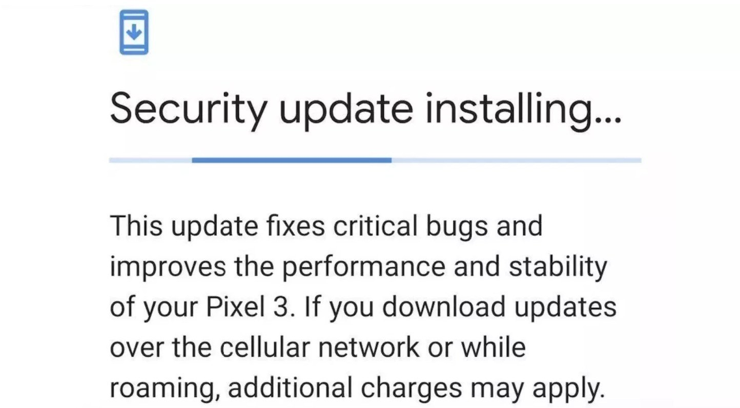 Why You Should Install The October 2019 Android Security Update ASAP