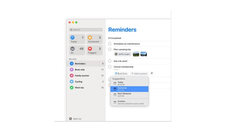 Reminders You Can Finally Use